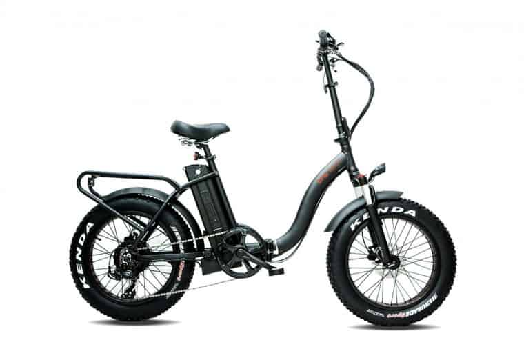 F-15rz Roadstar Fat Tire Electric Bicycle